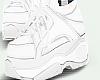 |-Li-| Lilis White Shoes