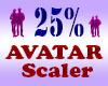 Resizer 25% Avatar