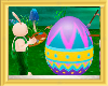 Paintable Magic Egg