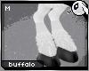 ~Dc) WhiteBuffalo Hooves