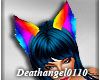DA >Animated Rainbow Ear
