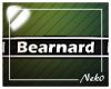 *NK* Bearnard (Sign)