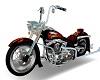 vin's custom motorcycle