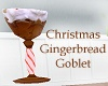 Gingerbread Goblet