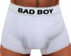 Sexy White Boxer