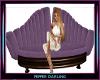 Purple Deco Sofa