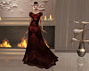 Ballroom Gown Red