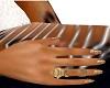 Gold Slender Ring