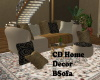 CD Home Decor BSofa
