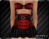 *J Ms Punk Red