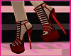 437Sexy! Heels Red