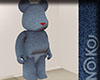 ➳ Be@rbrick denim