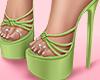 🌸 Summer Lime Heels