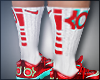 $) KD Christmas Socks