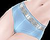 B! Sparkle Belt Shorties