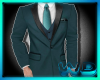 (W) Suit Teal