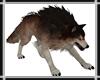 Brown Wolf Pet