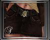 (SL) Brown Denim Skirt