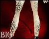 [B] Leopardness Leg Tatt