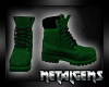 CEM Green Boots
