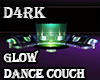 D4rk Glow Dance Couch