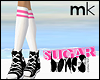 [MK] SB Rugby Socks Pink