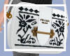 Cahier Bag White