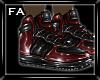 (FA) FA1s Bling Red