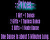 [D.E]Prices Neon Sign