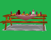 WATER PARK PICNIC BENCH