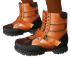 Winter Snow Boot Brown