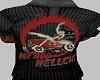 HellCat Rockabilly shirt