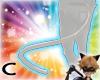 (C) Chat Blanc Tail