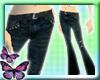 (�) Vintage Flare Jeans
