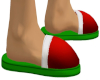 Child Santa Elf Slippe M