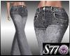 [S77]Wide Leg Jeans