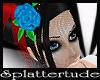 !s! Rose Veil - Blue