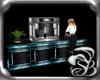 Coffee Station Bar cyan