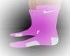 P| Purple  Elite Socks