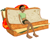 R~ DR Sandwitch Couch