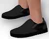Vans Grey Slip-Ons