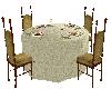 ~K~ Elegant Table for 4