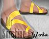 W° Mr Sunshine Sandals