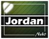 *NK* Jordan (Sign)