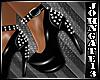 Lolita Dark Spiked Heels