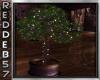 PurplePotted Tree Lights