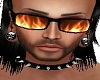 Animated Fire Shades