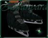 Z Skates - Black Fox -M-