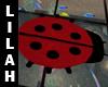 *L* Ladybug Rug 1