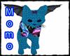 Blue Kitty Plushie